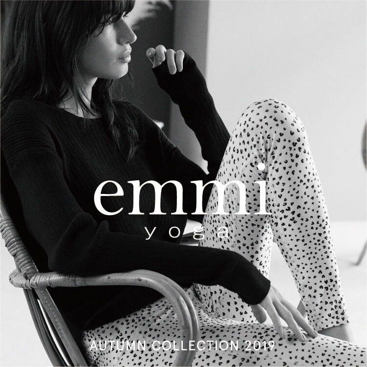 emmi AUTUMN COLLECTION 2019