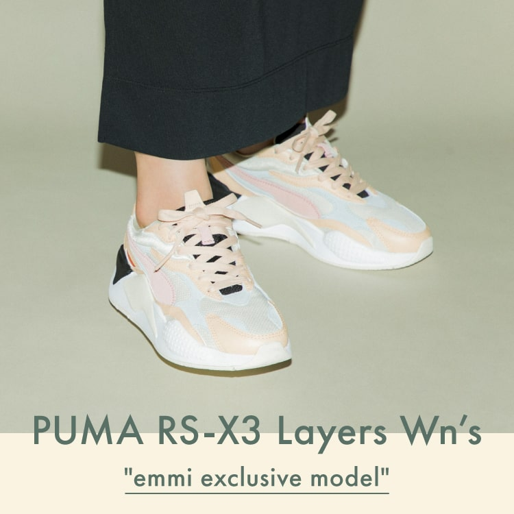PUMA RS-X3 Layers Wn's