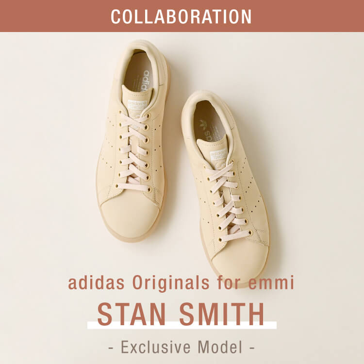 adidas Originals for emmi STAN SMITH - Exclusive Model -