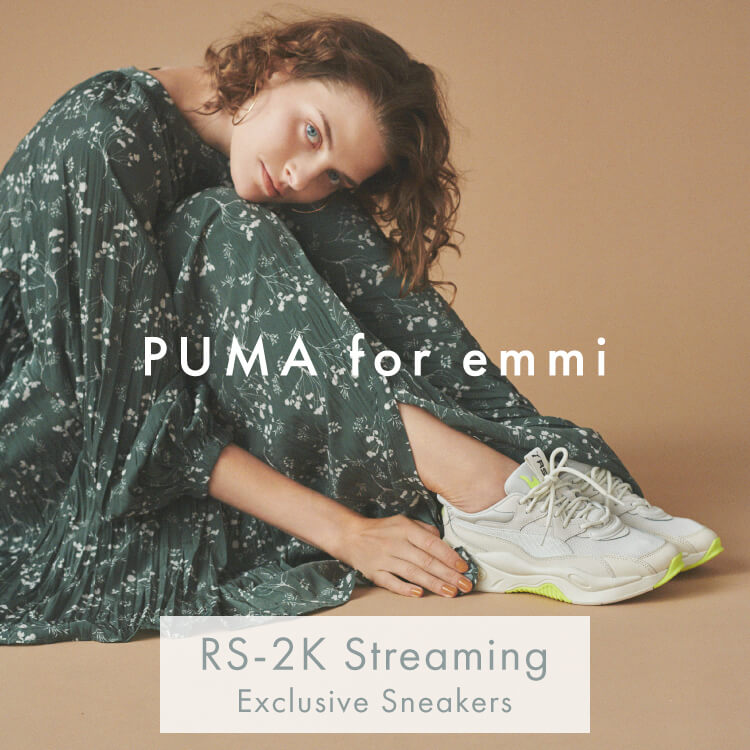 PUMA for emmi RS-2K Streaming Exclusive Sneakers