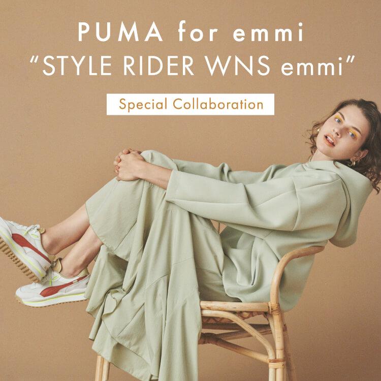 PUMA for emmi STYLE RIDER WNS emmi