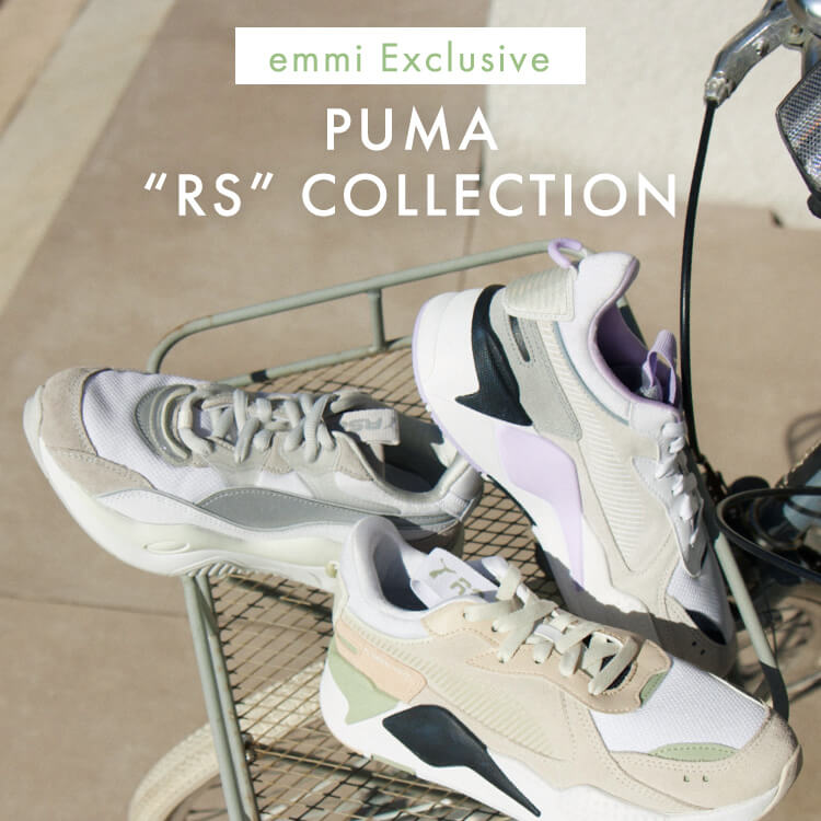 emmi Exclusive PUMA RS COLLECTION