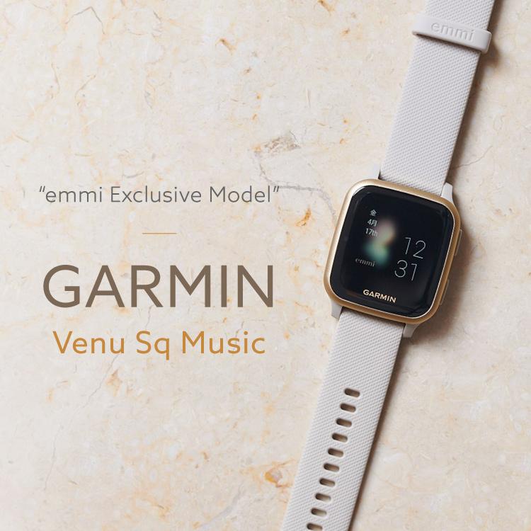 GARMIN_Venu Sq Music