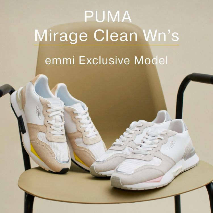 PUMA Mirage Clean Wn's / emmi