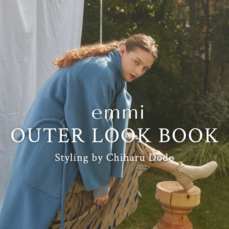 OUTER LOOK BOOK