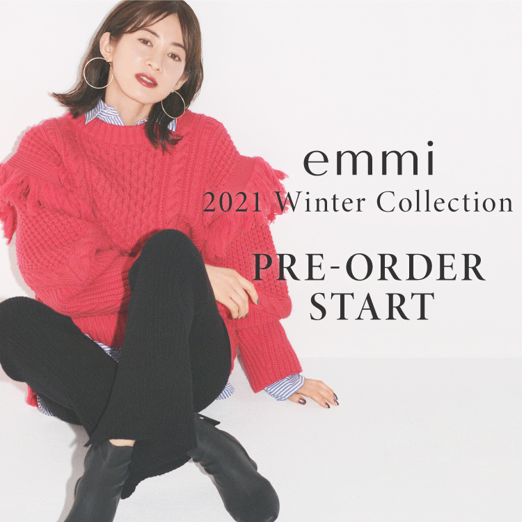 2021 Winter Collection PRE-ORDER START