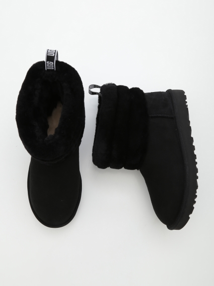 【UGG】FLUFF MINI QUILTED