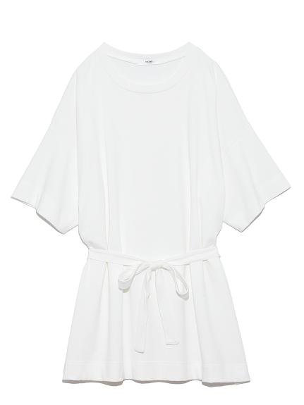 【emmi atelier】ビッグシルエットTシャツ