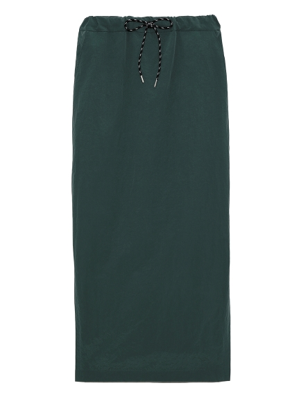 【emmi atelier】ファンクショナルドロストスカート