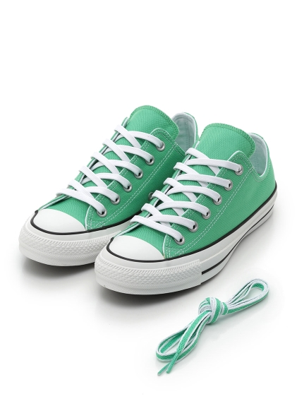 【CONVERSE】ALL STAR 100 COLORS OX(GRN-23.0)