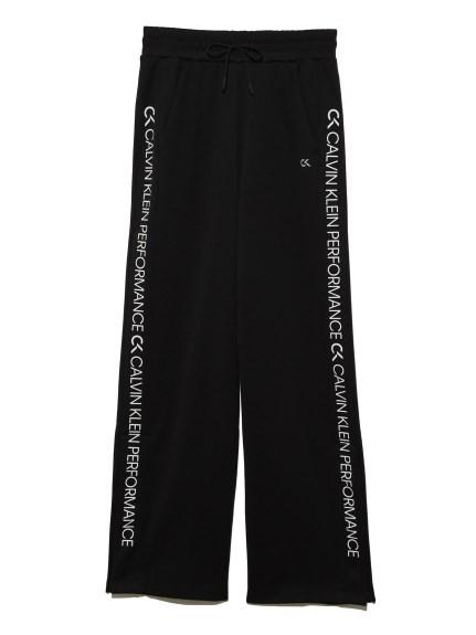【Calvin Klein】Side Panel Knit Pants