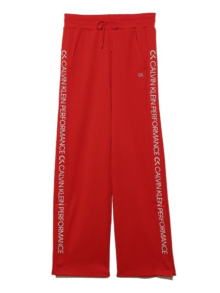 【Calvin Klein】Side Panel Knit Pants