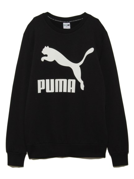 【PUMA】Classics Logo Crew TR