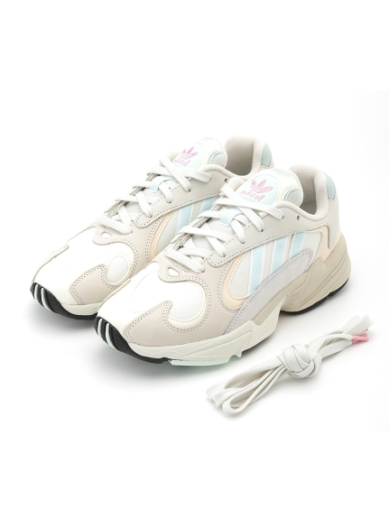 【adidas Originals】YUNG-1
