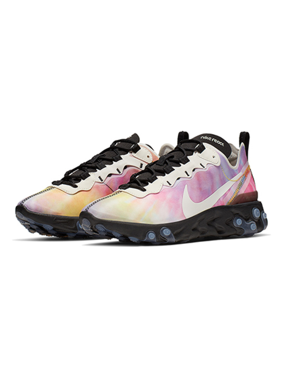 【NIKE】REACT ELEMENT 55(PPL-23.0)