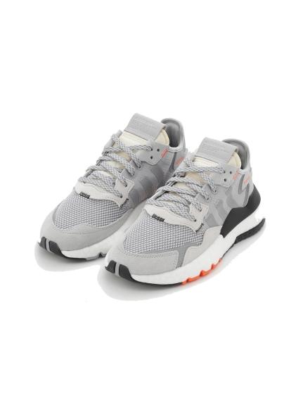 【adidas Originals】NITE JOGGER(GRYxORG-22.5)