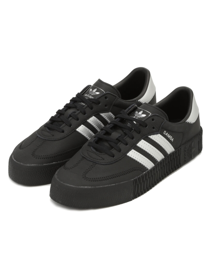 【adidas Originals】SAMBAROSE