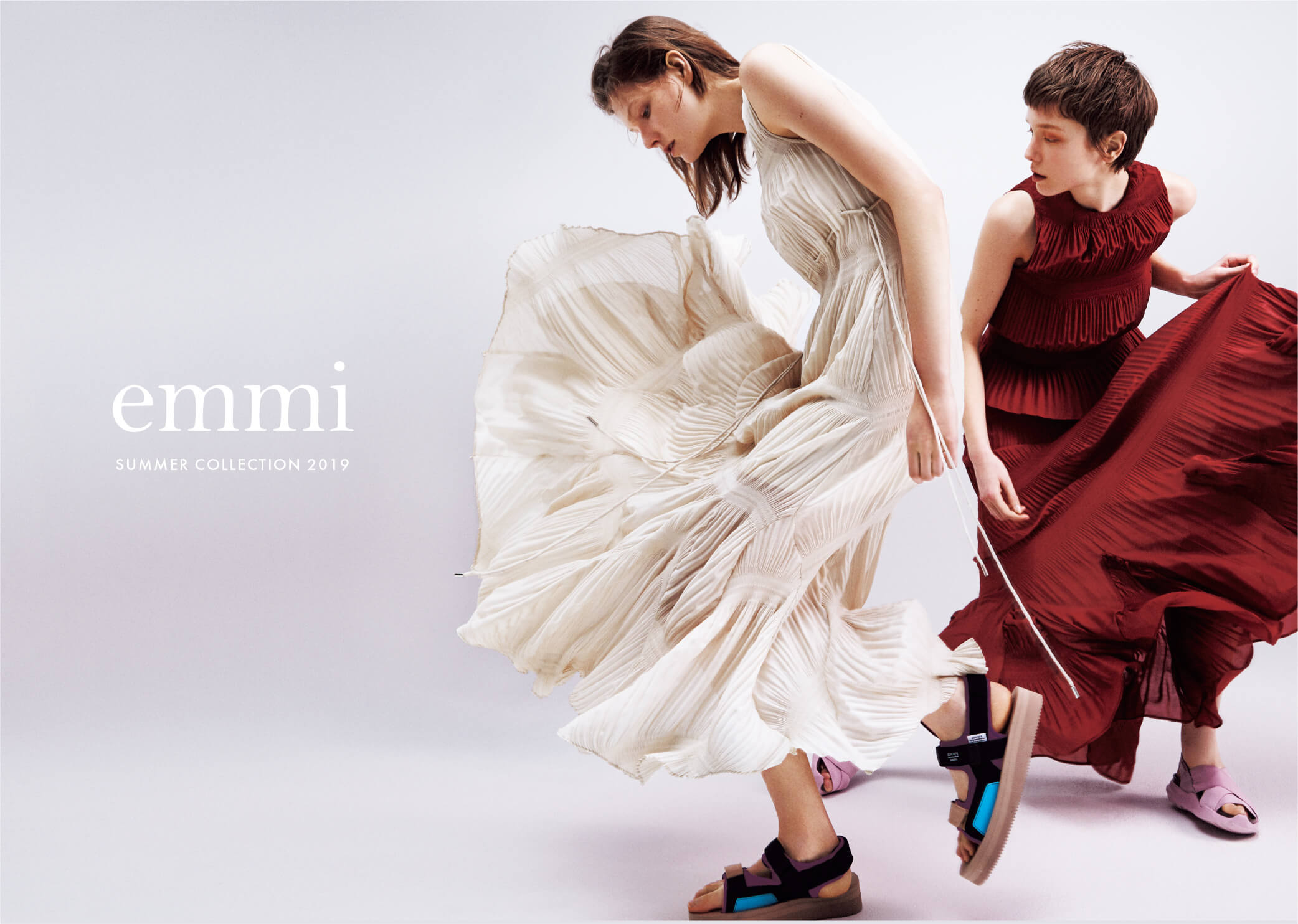 emmi 2019 SPRING SUMMER COLLECTION 2nd