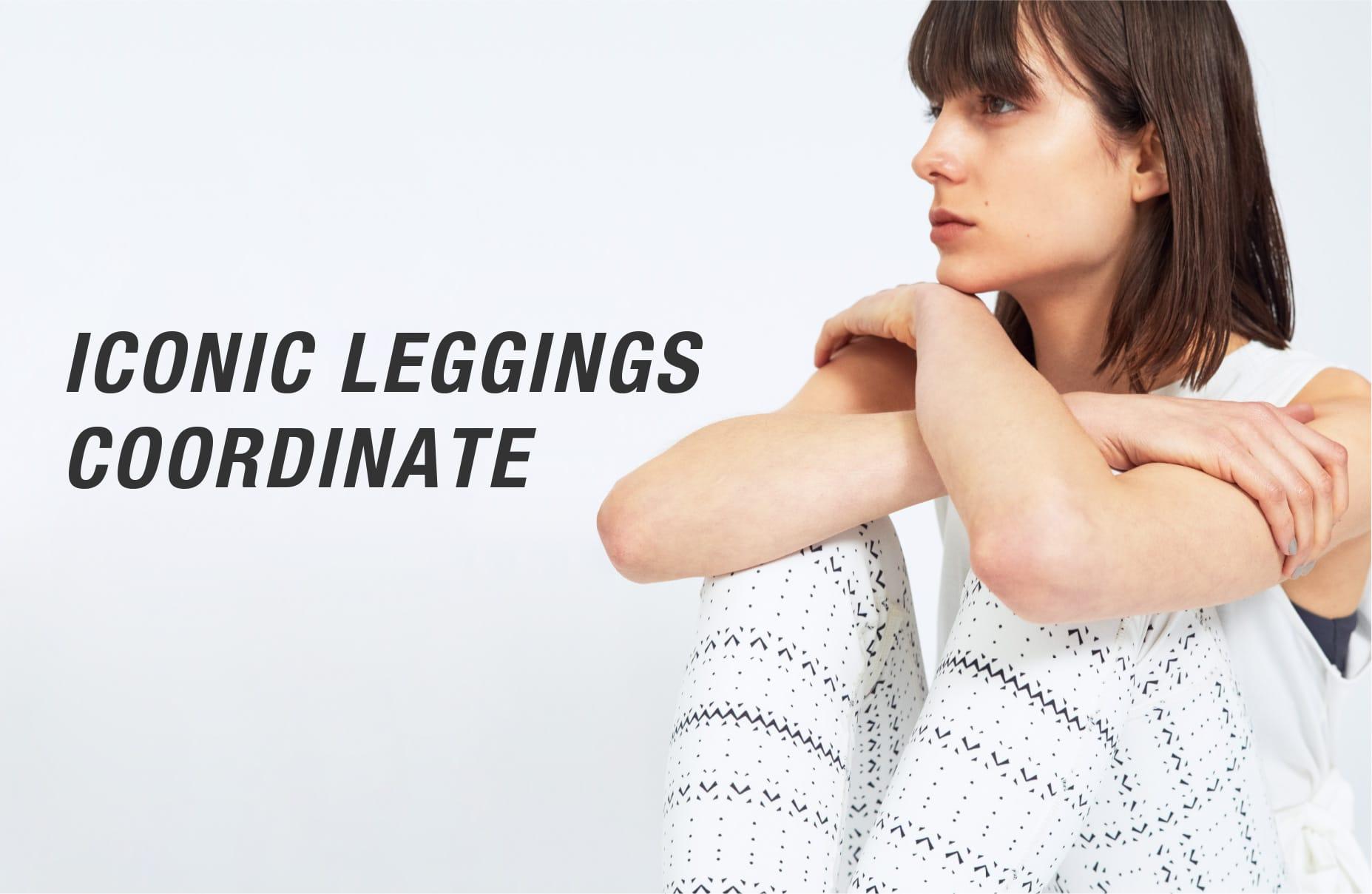 ICONIC LEGGINGS COORDINATE