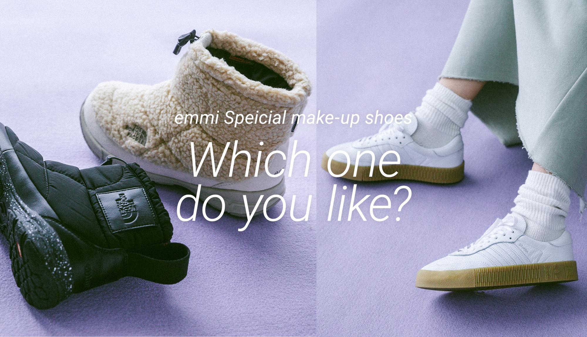 emmi makeup_shoes_181010