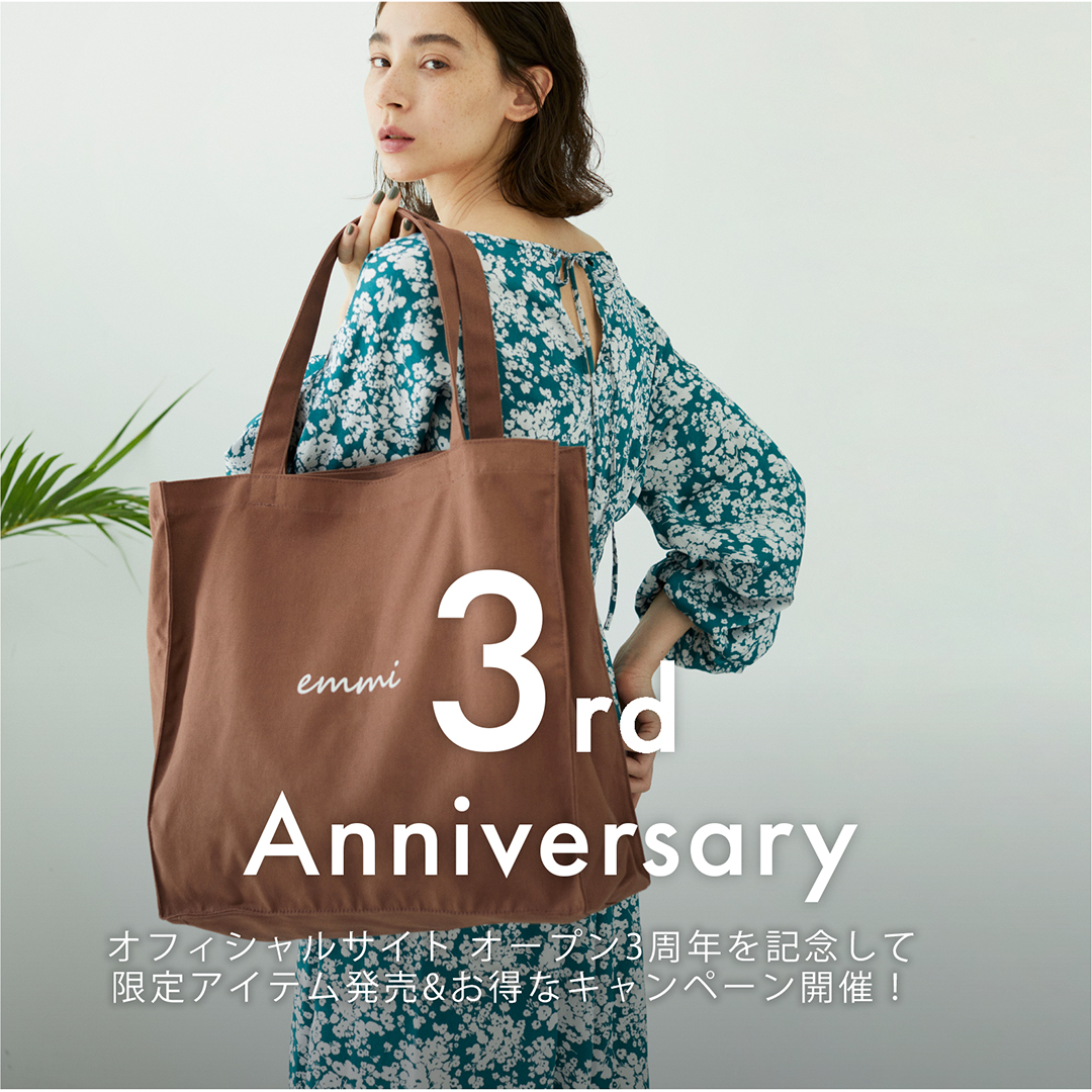 OFFICIAL ONLINE STORE ~3rd Anniversary~
