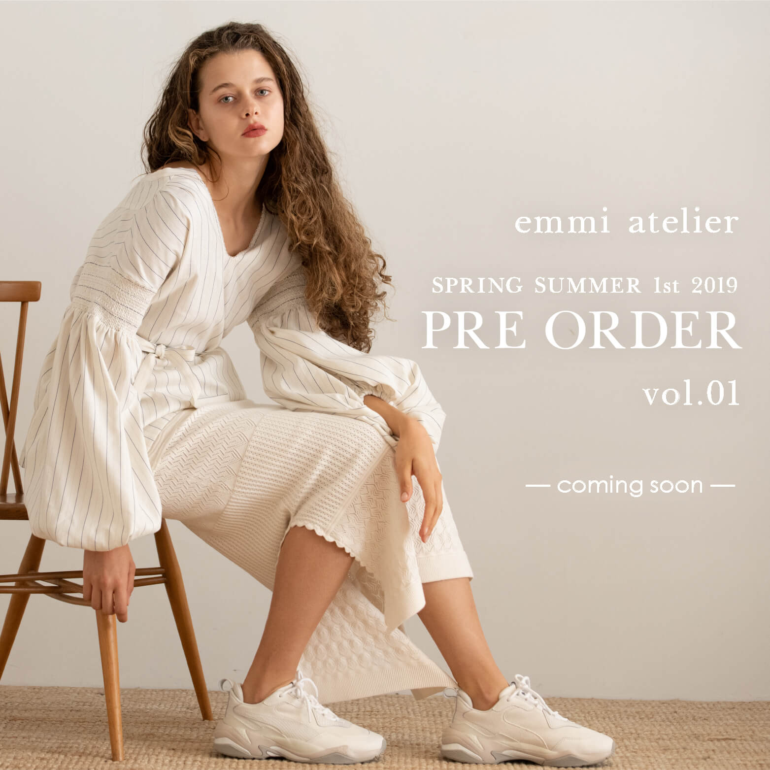2019ss preorder atelier