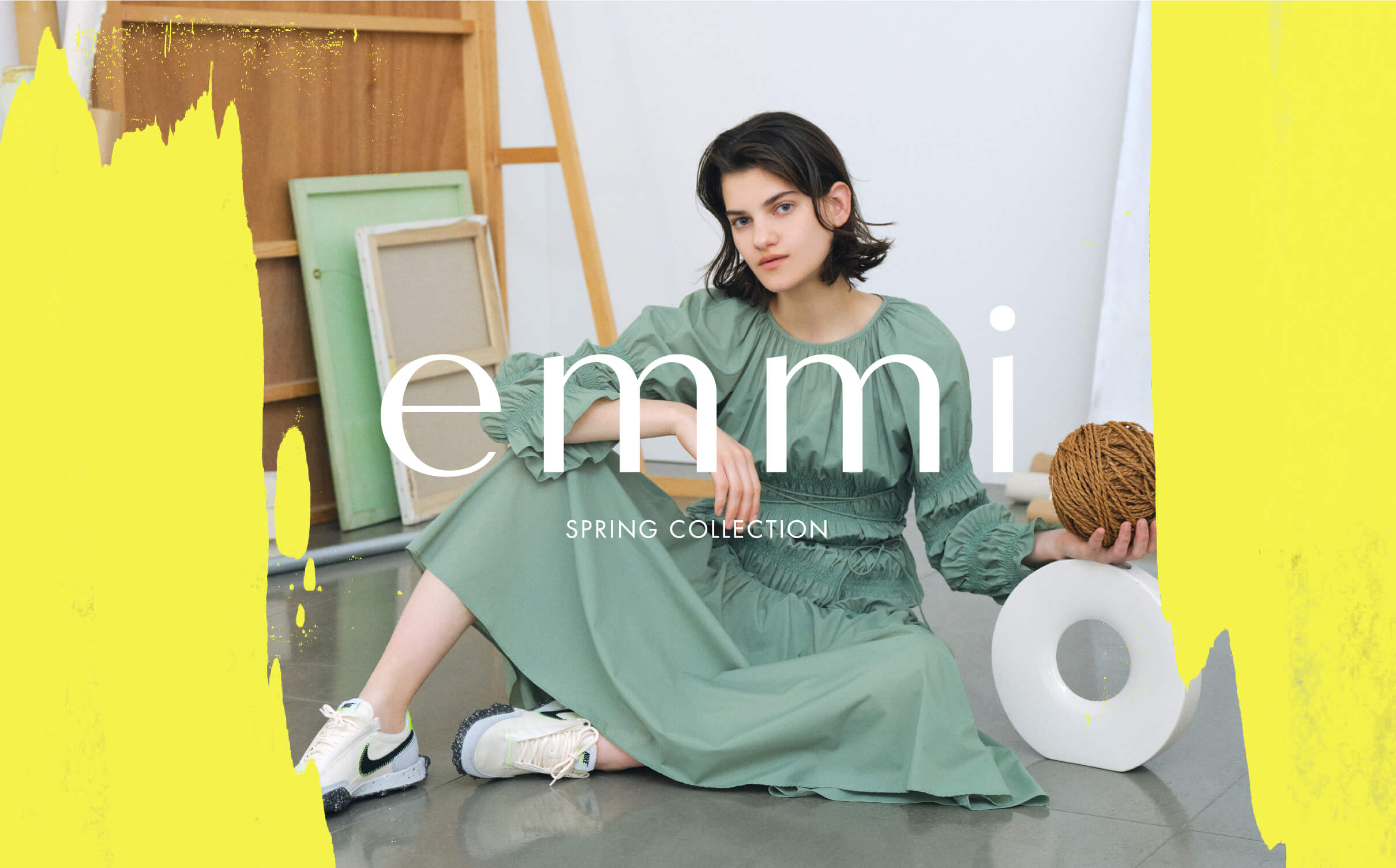 emmi SPRING COLLECTION