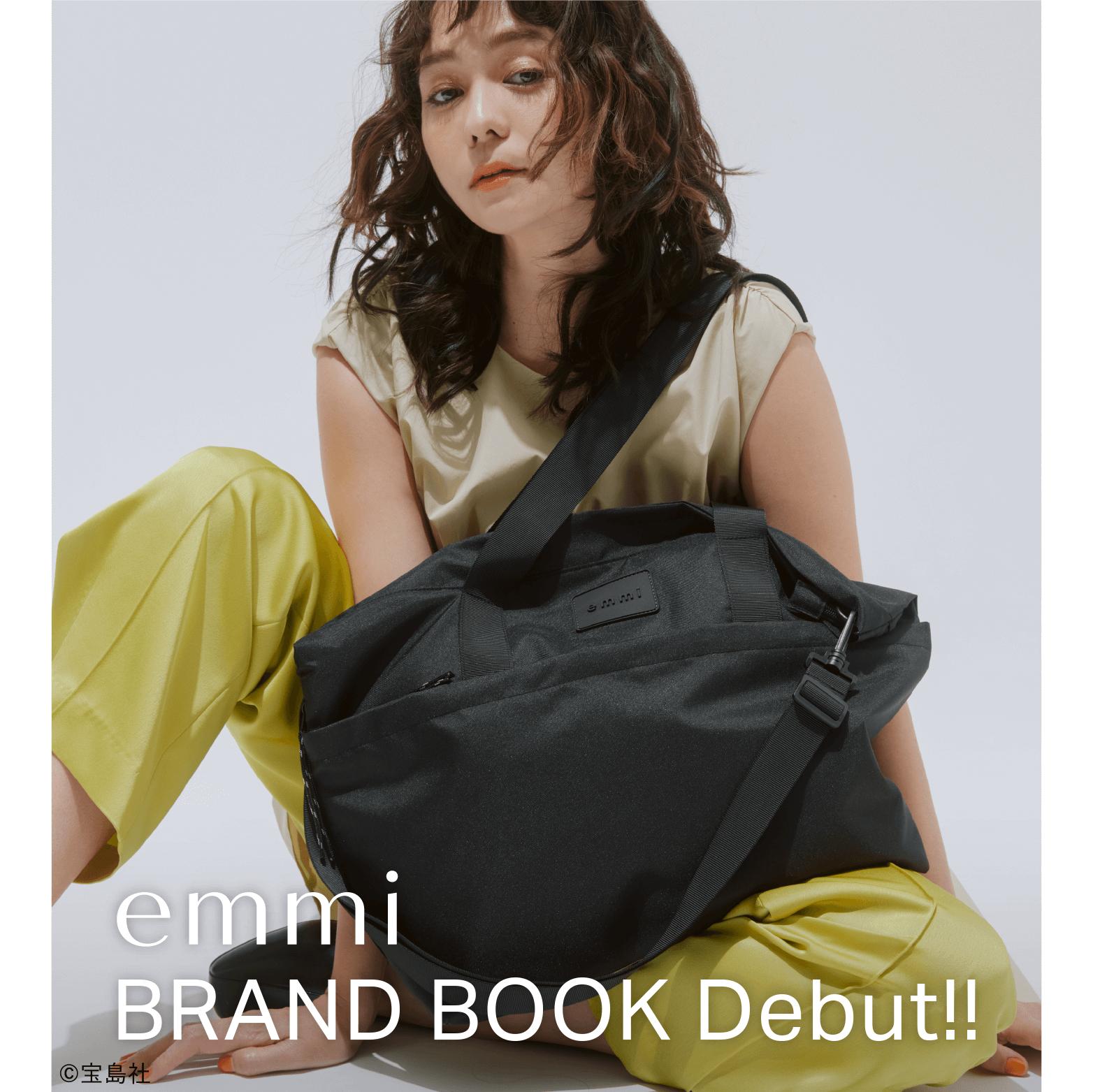 BRAND BOOK Debut!!