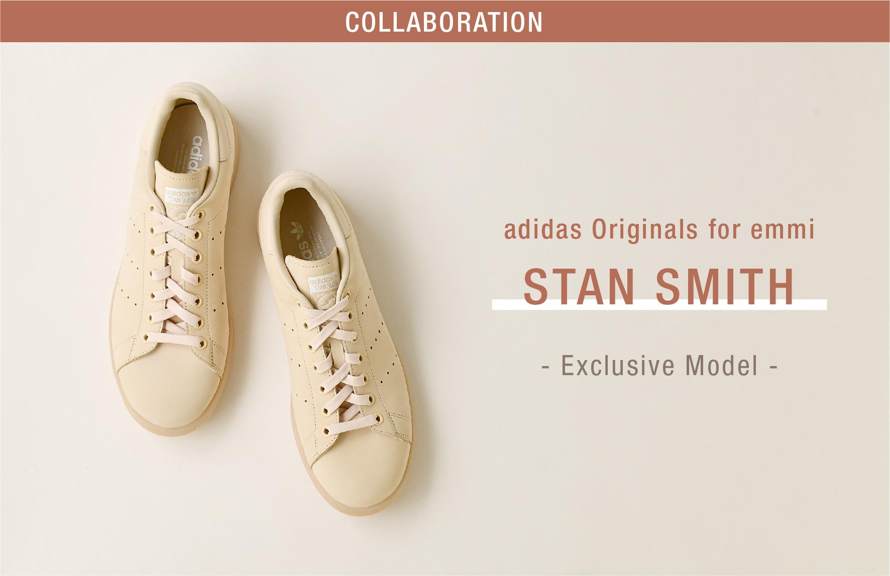 adidas Originals for emmi STAN SMITH - Exclusive Model -